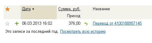 Вывод денег с Traders Company за Февраль