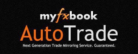 Сервис AutoTrade от компании myfxbook
